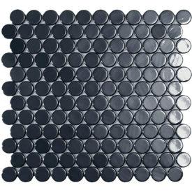 MOS CIRCLE 6005C BR/ BLACK 2.5X2.5   Prosein